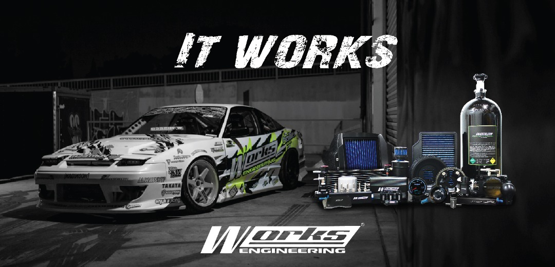 Works Engineering Official Online Store