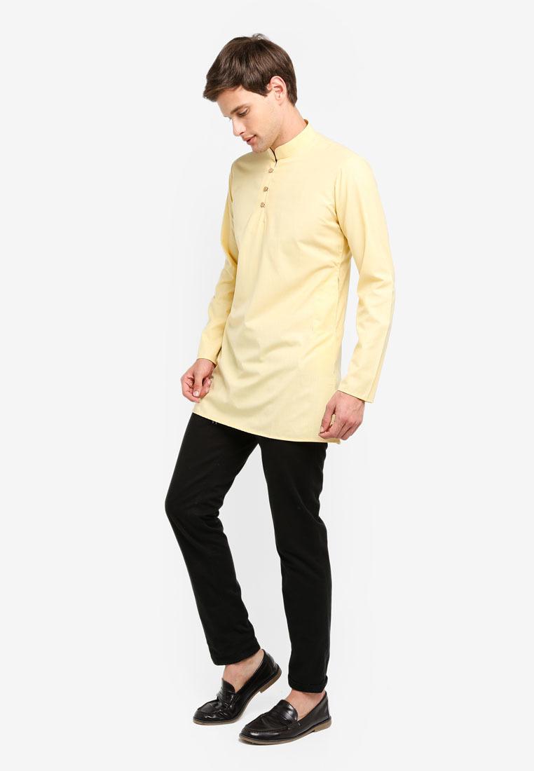 Kurta Pure Cotton Wing Collar2(2).jpg
