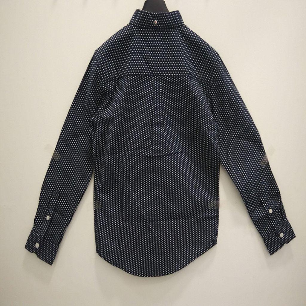 Ben Sherman - Boys Polka Dot Long Sleeve Shirt 256.JPG