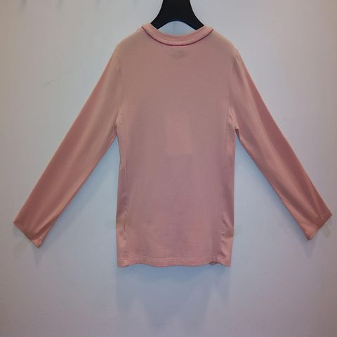 Paul Smith Junior - Girls Long Sleeve Tshirt - Peach 2137.JPG