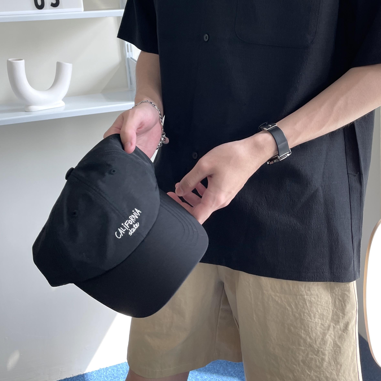 棒球帽 黑