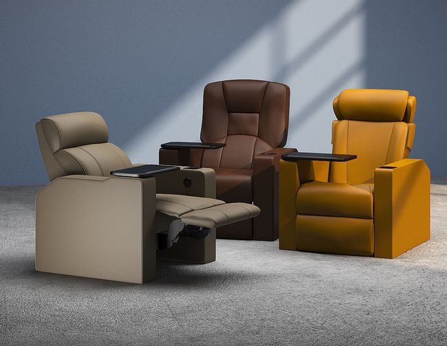 FERCO HOME | Collections - Recliner