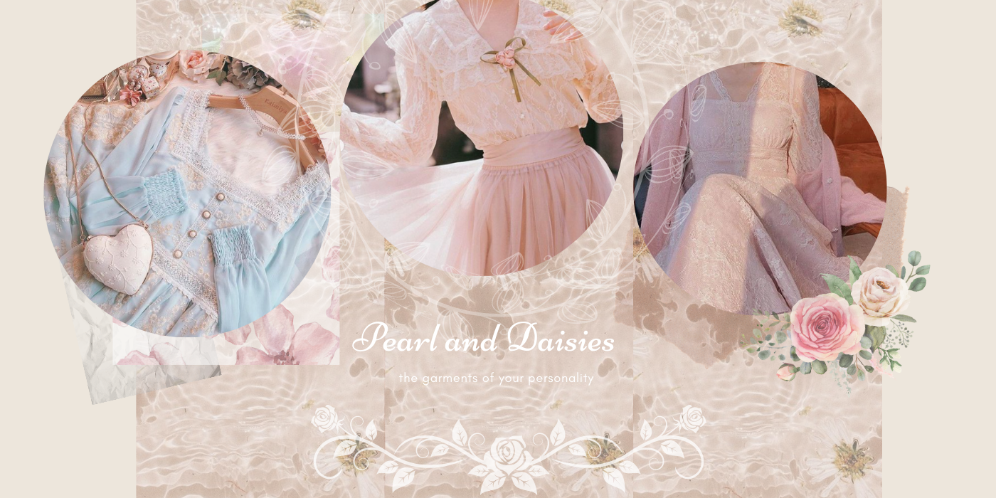 Pearl And Daisies   Sign up to be our Dropship Members!
