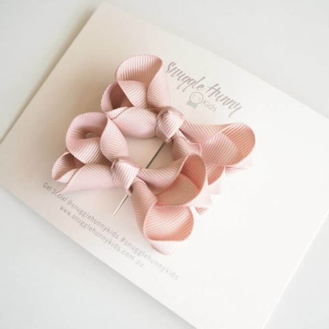 Nude Clip Bow - Small Piggy Tail Pair.jpg