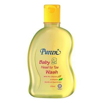 Pureen Baby Head To Toe Wash x 250ml.jpg