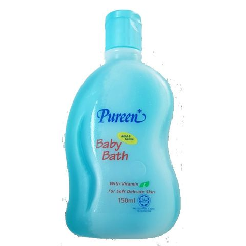 Pureen Baby Bath Vit. E x 150ml.jpg