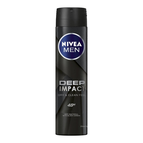 Nivea Deo Body Spray Deep Impact(Men)150ml.jpg