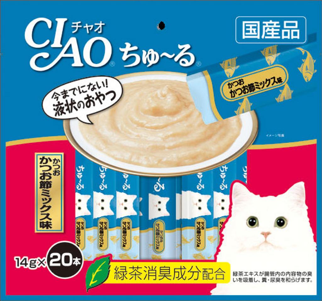 CIS130 Churu Tuna Dried Bonito Mix.png