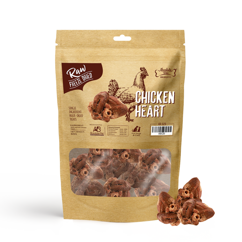 AB-520_Chicken Heart Freeze Dried_65g.png