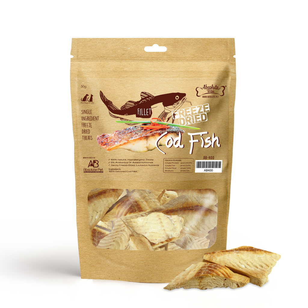 AB-400_Cod Fish Freeze Dried_30g.png
