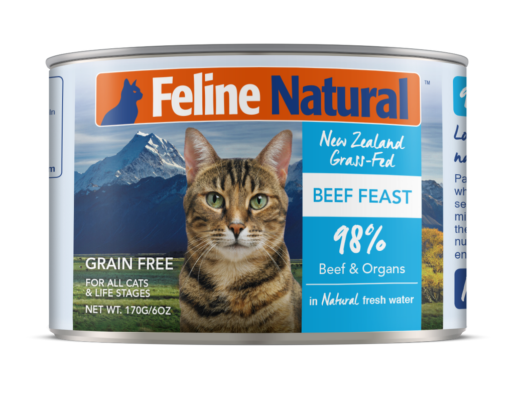 Feline Natural Beef Feast Can - 170g.png