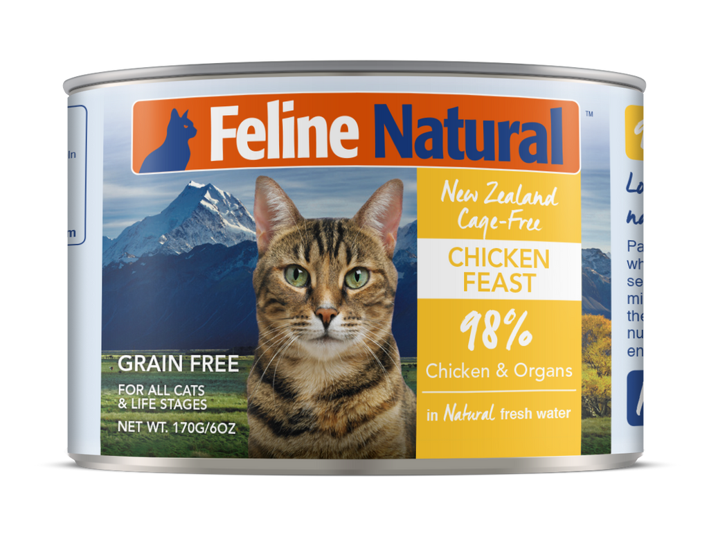 Feline Natural Chicken Feast Can - 170g.png