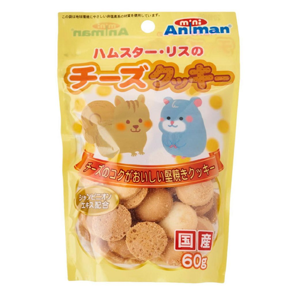 Cheese-Cookie-for-Hamster-and-Squirrel-60g-Animan-Noble-Advance-Pets.jpg