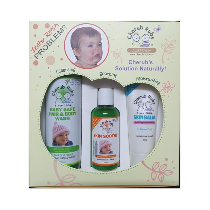 Cherub Rubs Eczema Box Set