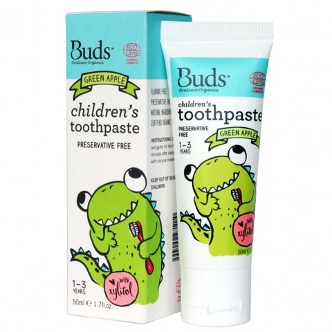 02 BOO Children Toothpaste Xylitol - Green Apple-600x600.jpg