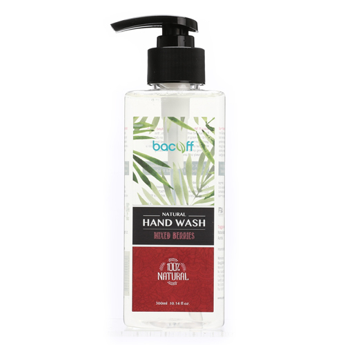 Bacoff™ Hand Wash 300ml