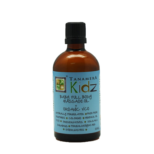 Tanamera Kidz Full Body Massage Oil 100ml