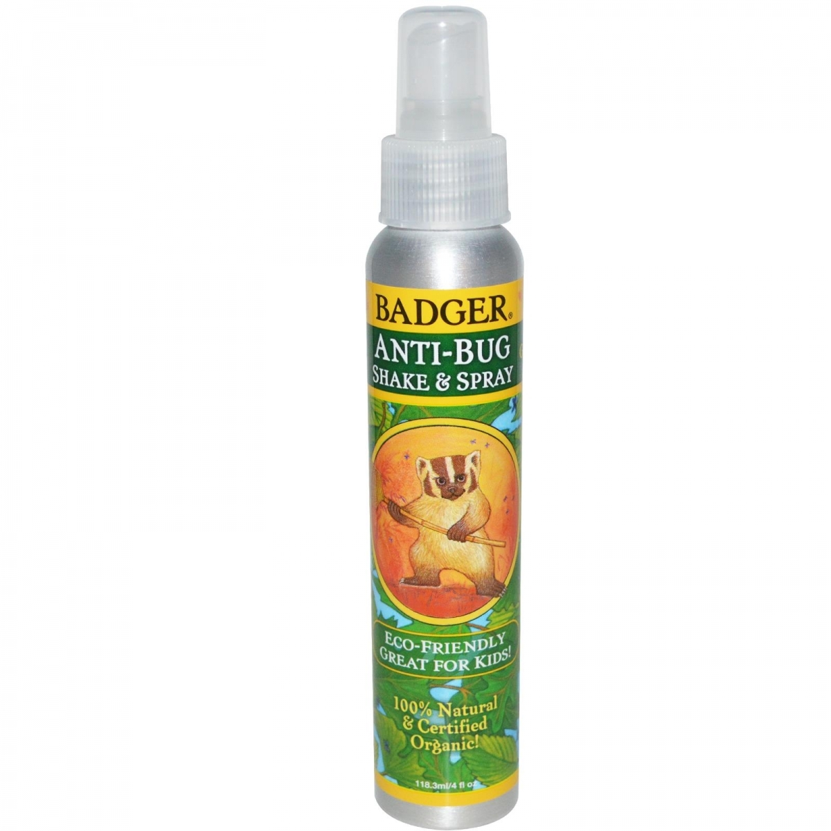 badger anti bug spray review