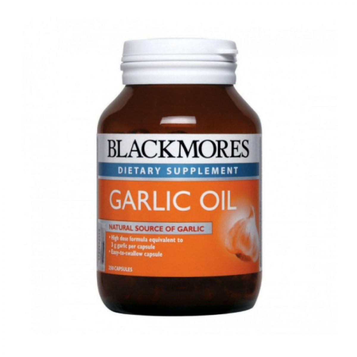 Blackmores Garlic Oil – Green Wellness
