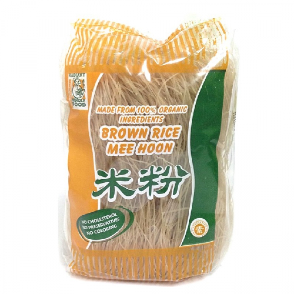 Radiant Organic Brown Rice Meehoon (400g)