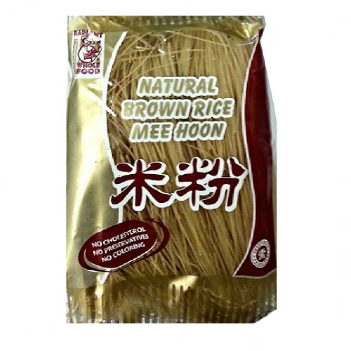 Radiant Natural Brown Rice Meehoon (400g)
