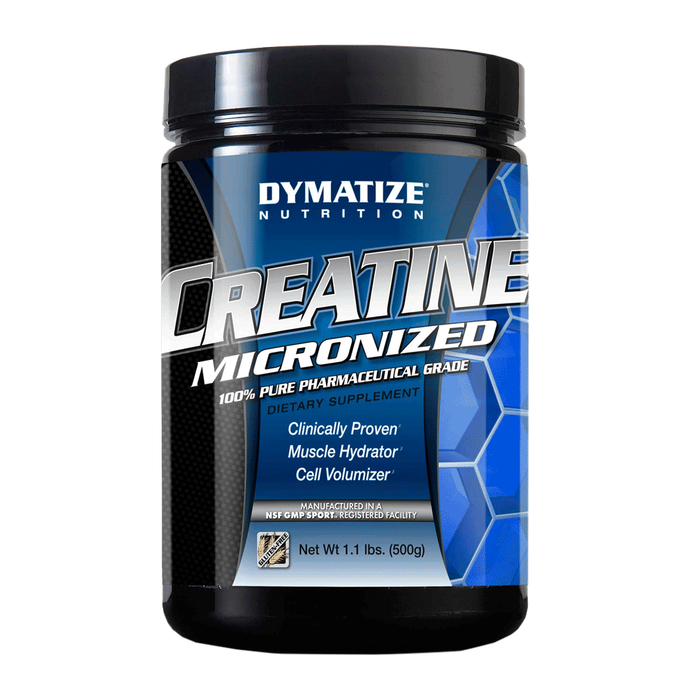 Creatine Monohydrate is a highly researched form of creatine shown to maximize levels of muscle creatine phosphate, a critical energy resource during high intensity muscle actions like weight training and sprinting. POWER & PURITY. Creatine is considered by experts to be one of the most efficacious, high intensity sport performance supplements.