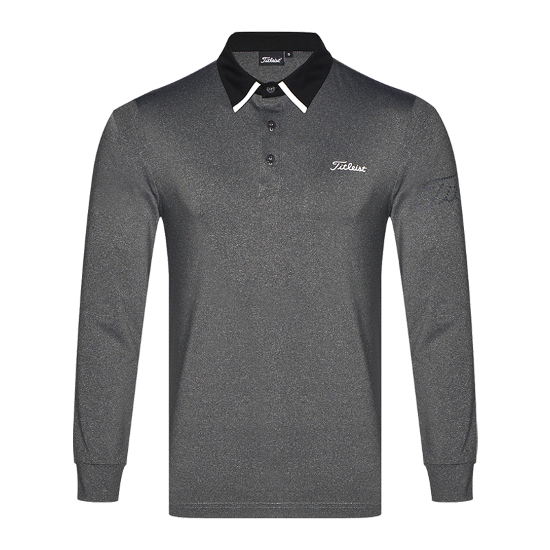 Titleist Men's Golf Shirt with 3 Color Option