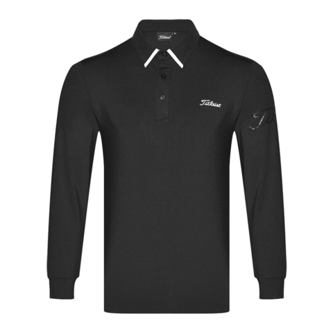 Titleist Shirt Black.jpg