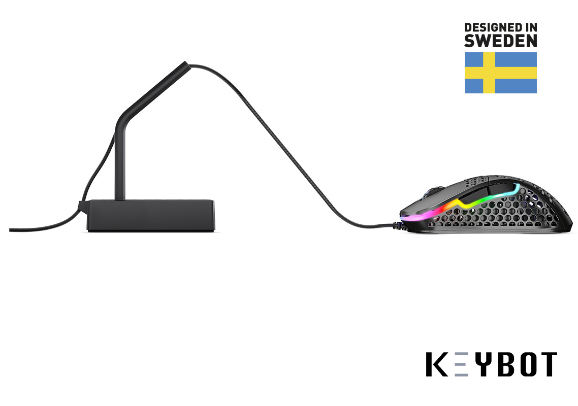 XTRFY B4 Mouse Bungee