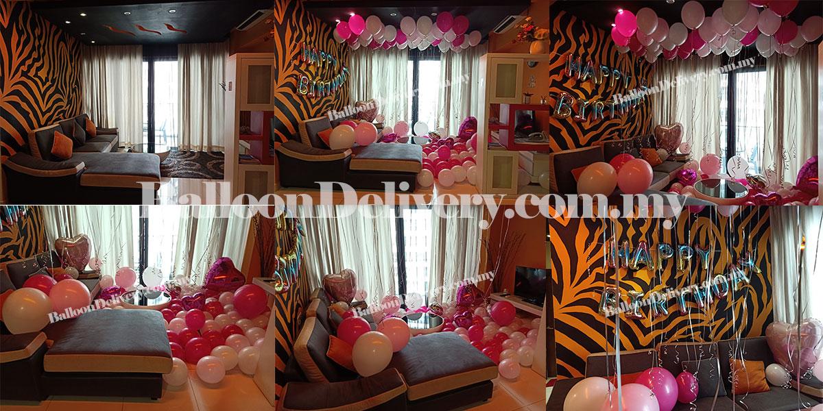 Decoration for Surprise Birthday celebration
