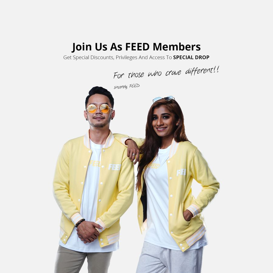 FEED Clothing - Bite Different™  
