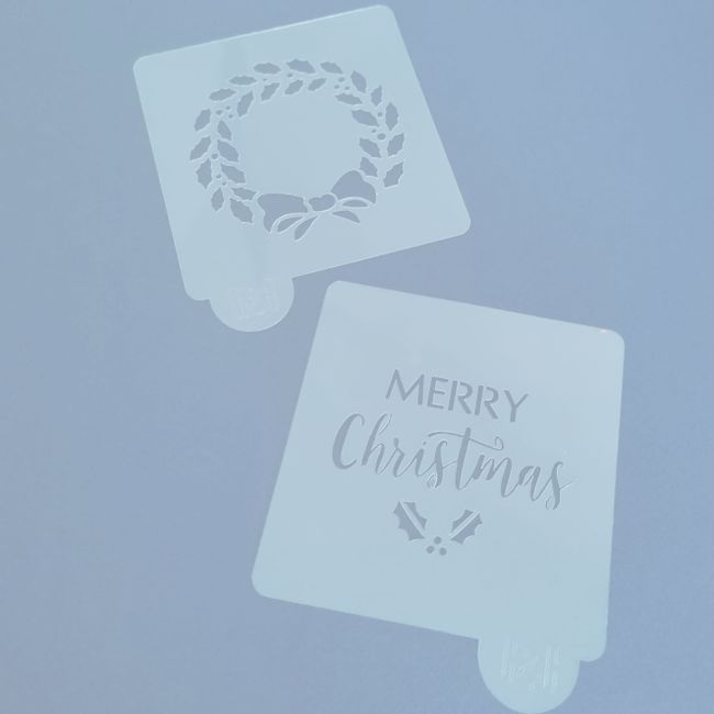 Cookies And Charms | What we Do - Stencils