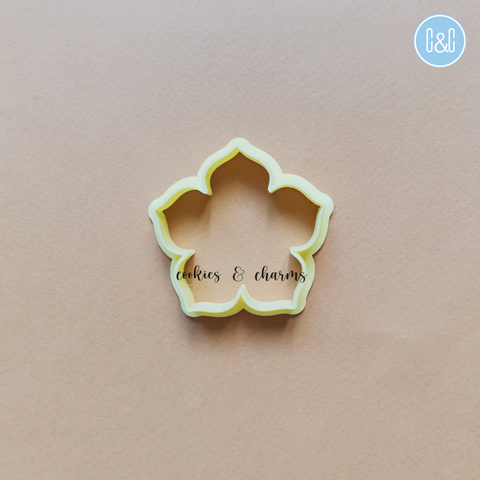 Daffodil Flower Cookie Cutter pefect for diwali