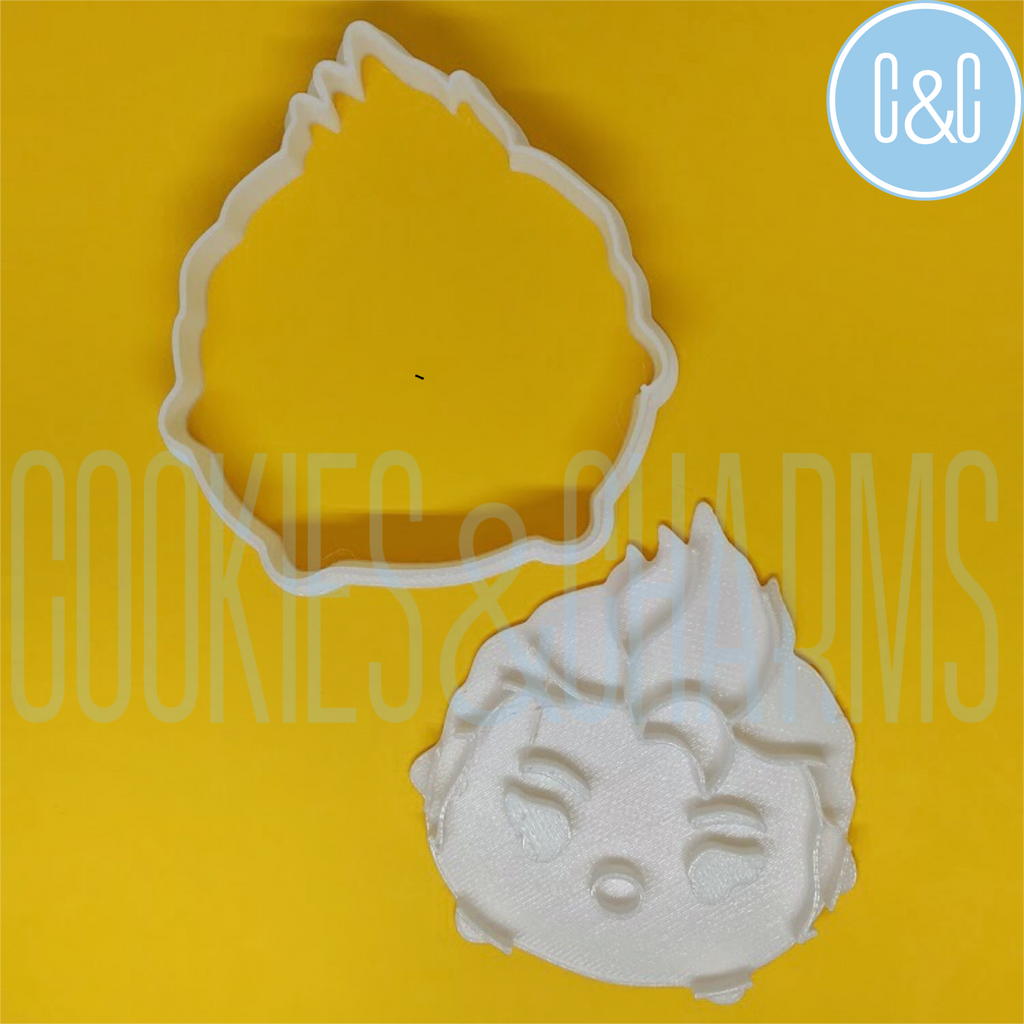 Captain Marvel Cookie Cutter and Embosser set