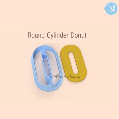 round cylinder capusle donut shape clay cutter.png