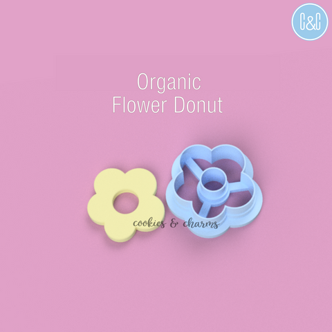 Organic flower donut shape clay cutter size.png