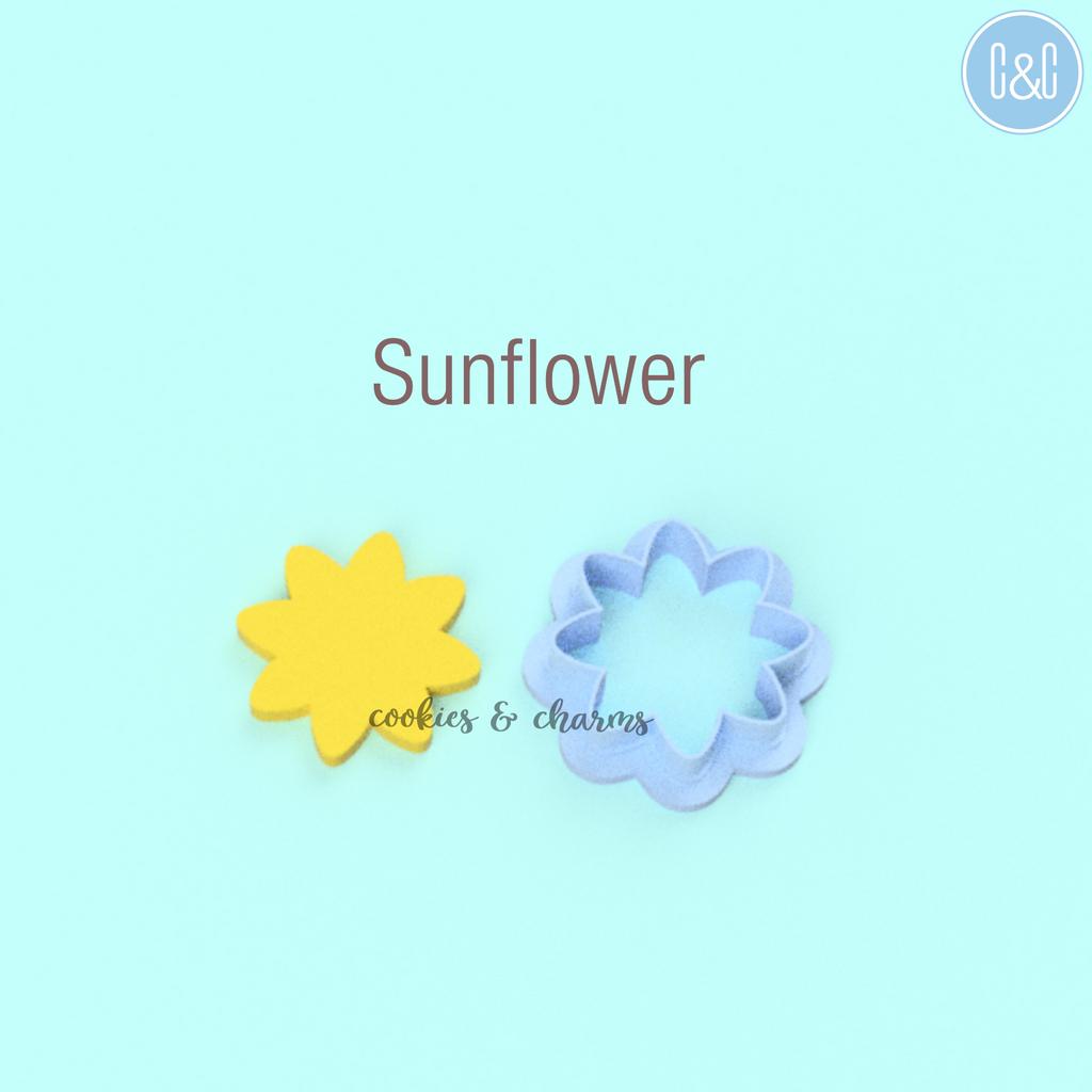 Sunflower shape clay cutter.png
