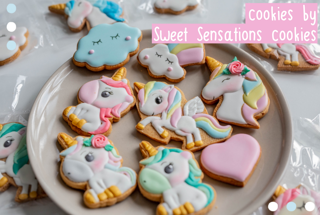 ssc unicorn cookie picture by sweet sensations cookies penang malaysia