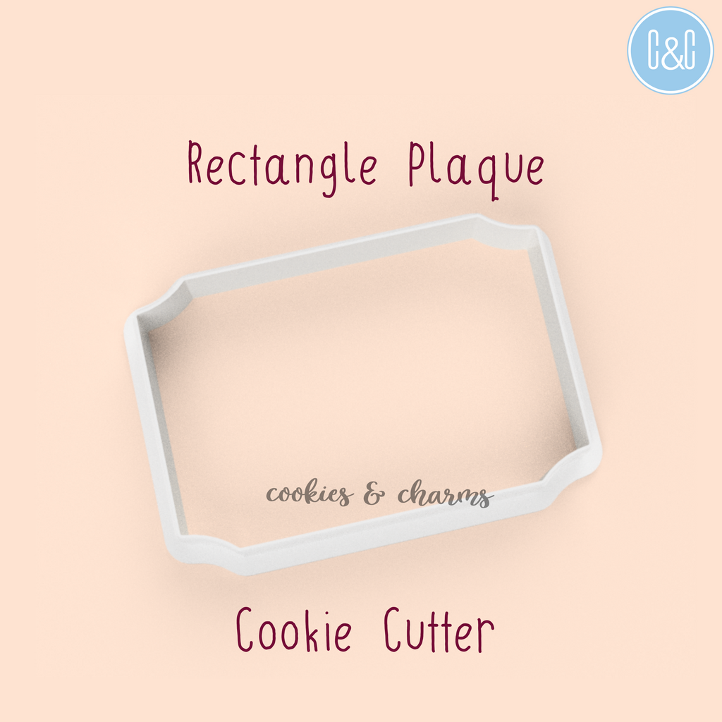 Rectangle Plaque One Cutter.png