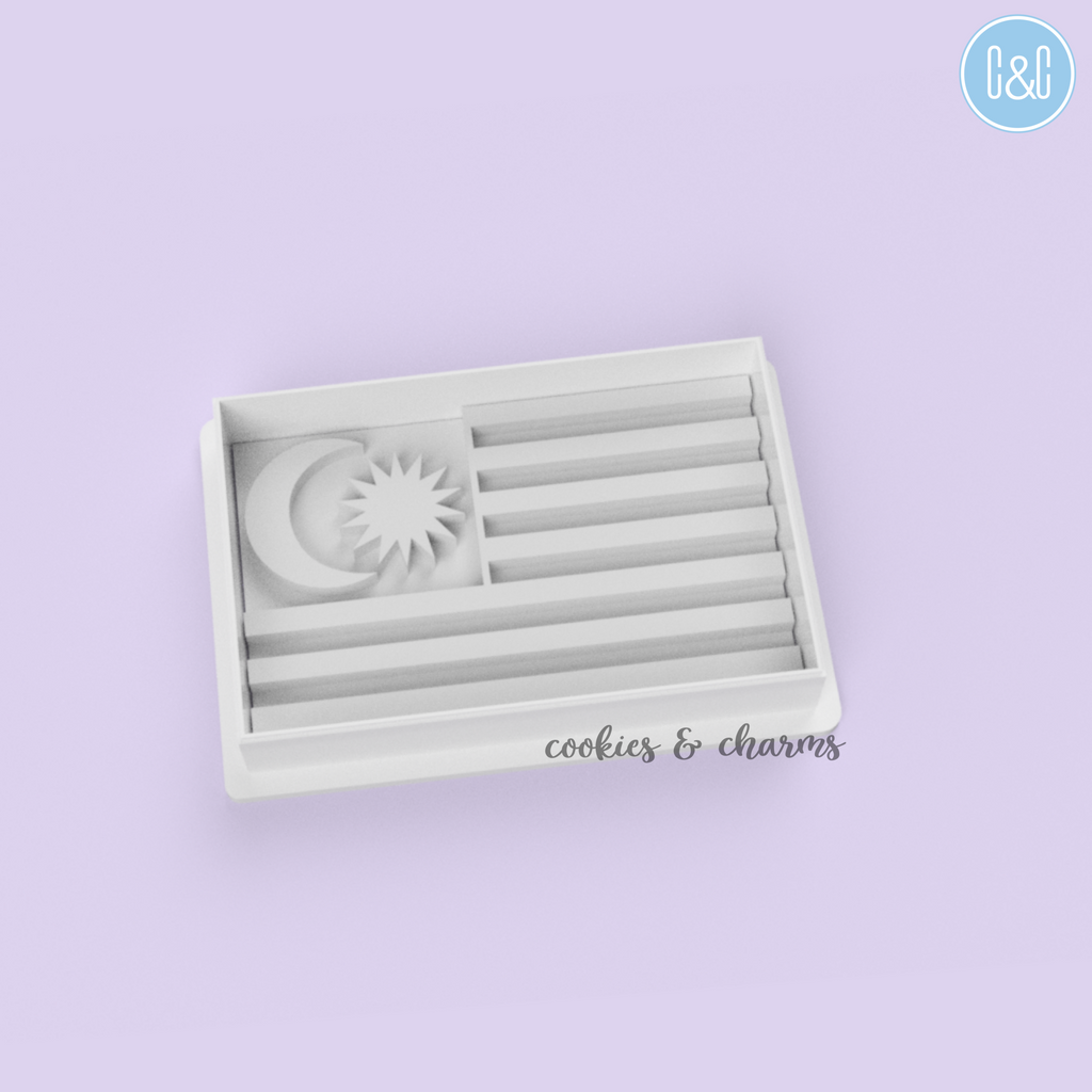 Malaysia flag cookie cutter embosser.png