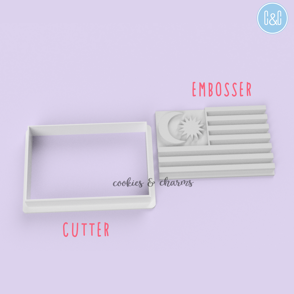 Malaysia flag cutter embosser.png