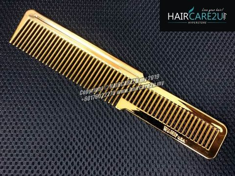 Wahl Styling Flat Top Comb Gold.jpg