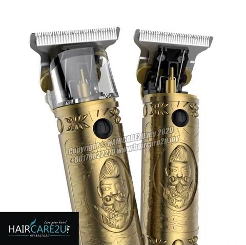 Jame JM-700A Gold Metal T-Wide Detailer Hair Trimmer 4.jpg