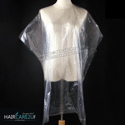 Barber Salon Disposable Hairdressing Apron Cutting Cape 4.jpg