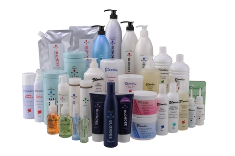 Blondee Group Hair Products.JPG