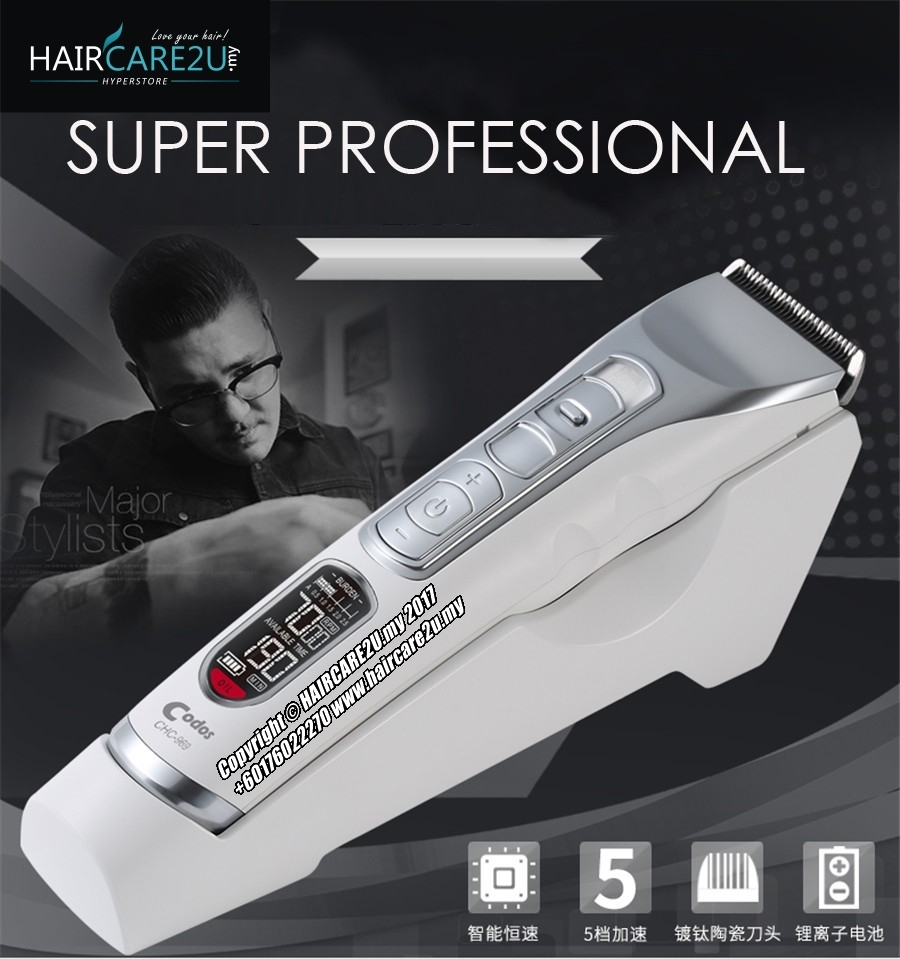 Codos CHC-969 Cordless Hair Clipper 5.jpg