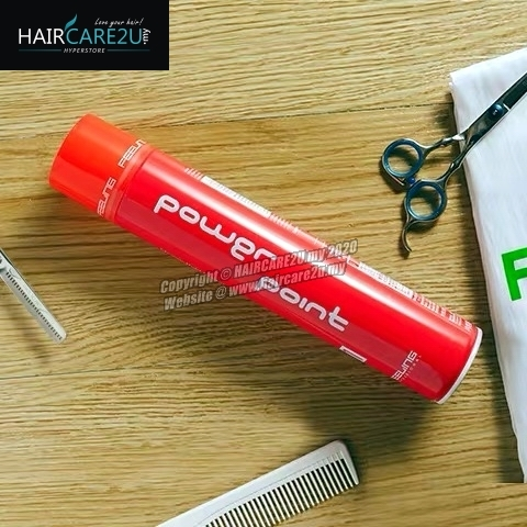 400ml Japan Feeling Power Point Strong Hold Styling Hair Spray 7.jpg