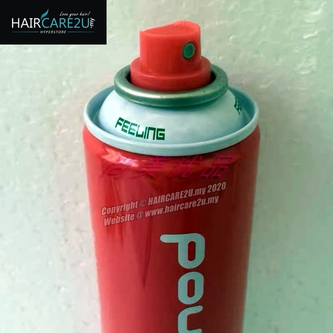 400ml Japan Feeling Power Point Strong Hold Styling Hair Spray 3.jpg