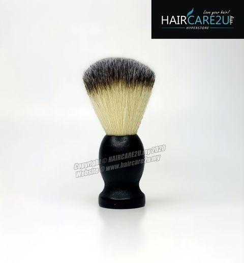 Barbershop Black Wooden Mustache Soft Neck Face Duster Brush.jpg