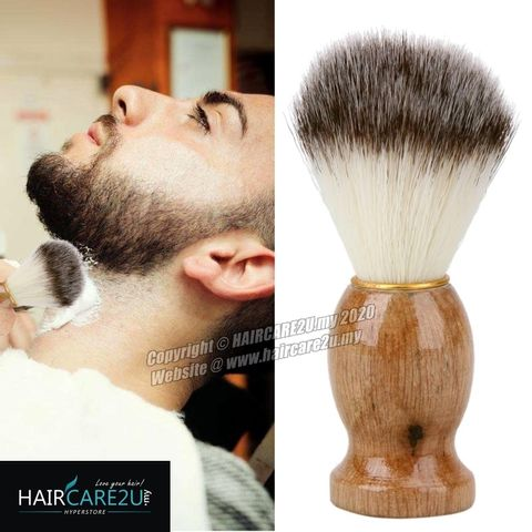HAIRCARE2U 17-6A Barbershop Wooden Mustache Soft Neck Face Duster Brush 3.jpg